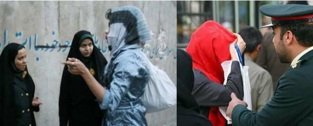 Ongelijkheid van vrouwen is in Iran stevig verankerd in de wet. Hun getuigenis telt half zoveel als die van een man. Bij overspel staat voor hen doodstraf door steniging. Op het dragen van kleding die niet aan de Islamitische voorschriften voldoet, staat tot 2 maanden cel of een boete van 500.000 Rials (€ 39).