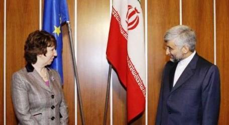 Catherine Ashton, EU, vond de gesprekken met Iran 'nuttig en constructief'. Saeed Jalili, Iran, was te spreken over de mogelijkheden tot compromis met de internationale gemeenschap bij de volgende gespreksronde die gepland staat voor 23 mei in Irak, Baghdad.